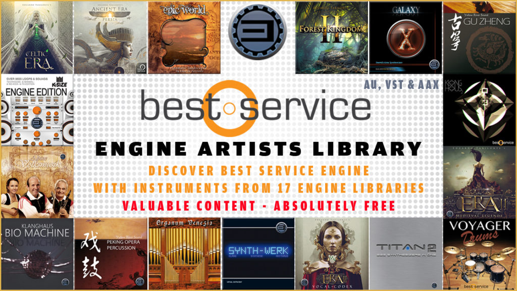 Best Service Engine Artists Library