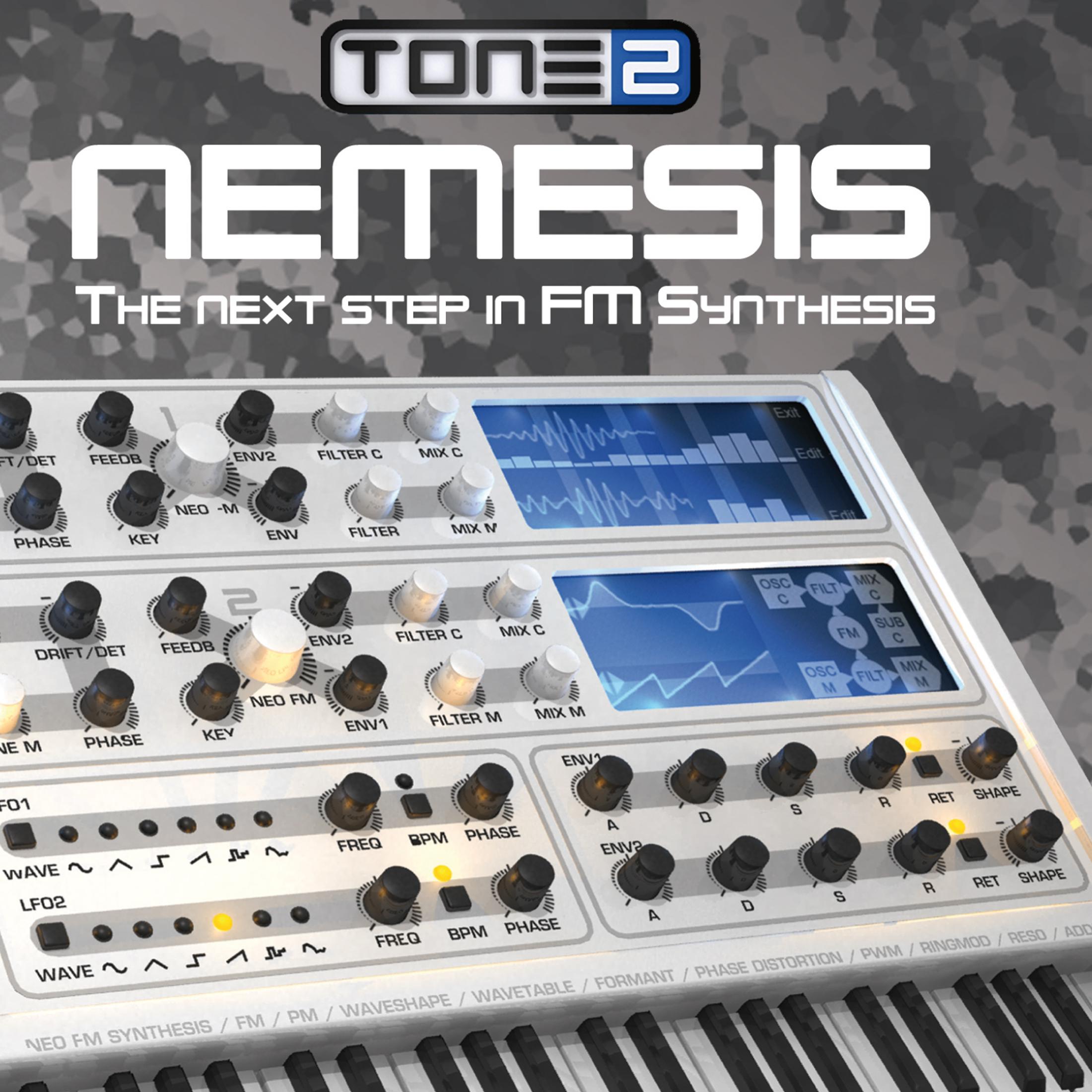 Tone2 Nemesis – AudioSage