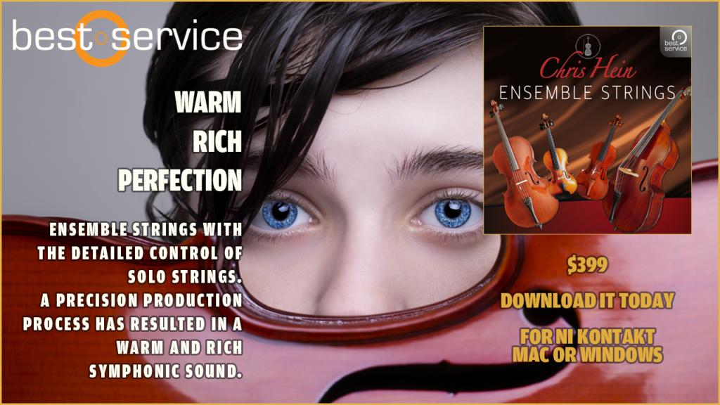 Best Service Chris Hein Ensemble Strings – AudioSage