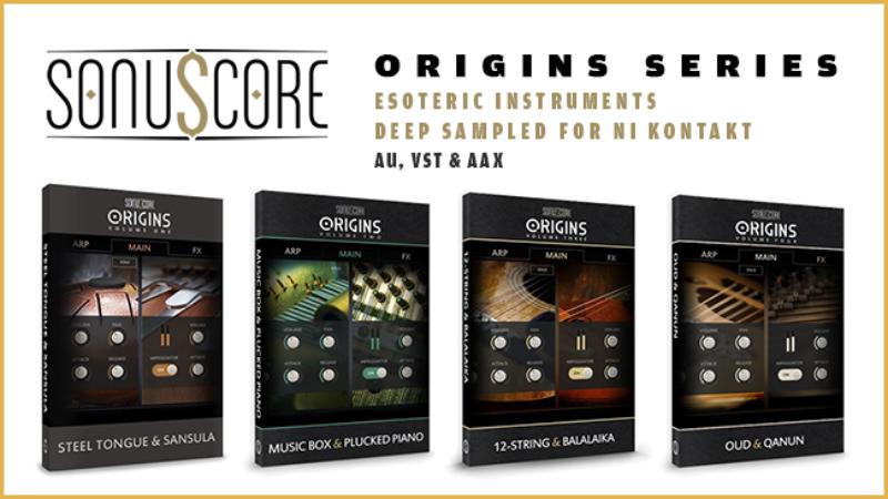 Sonuscore_Origins_Series