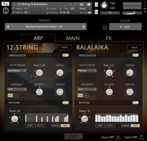 Sonuscore Origins Vol 3 12-String & Balalaika – AudioSage