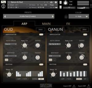 JRRshop com | Sonuscore Origins Vol 4 Oud & Quanun