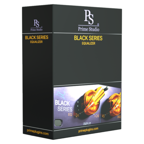 Prime Studio Black Series Equalizer