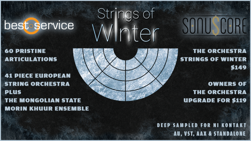 Best Service The Orchestra Strings Of Winter – AudioSage